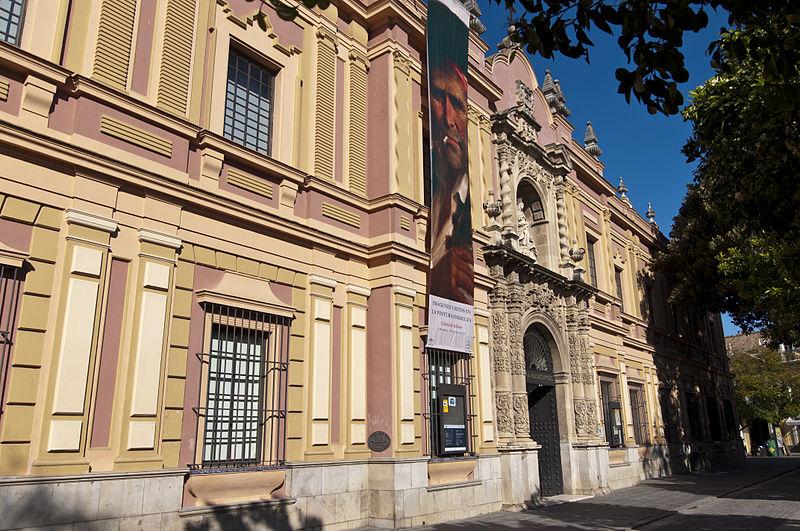 Музей изящных искусств, Севилья
