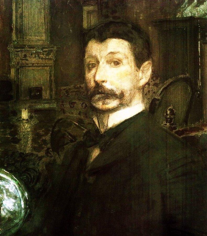 Михаил Александрович Врубель